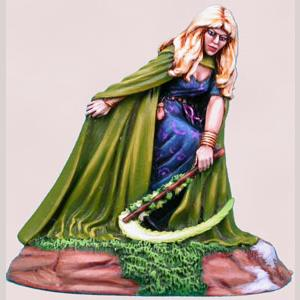 Green Witch - Female Witch