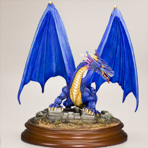 Blue Dragon from