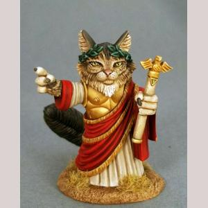 Augustus Tribute - Emperor Cat