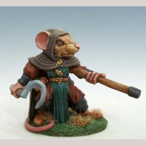 Mouse Druid