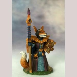 Female Fox Mage