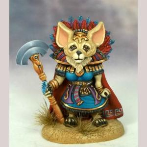 Inca - Female Chihuahua Mage