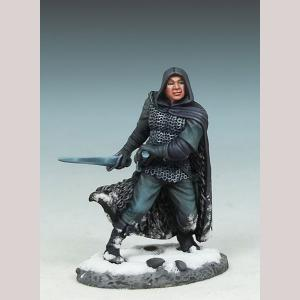 Tribute Sculpt - Kev of the Nights Watch