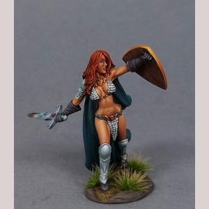 Female Barbarian