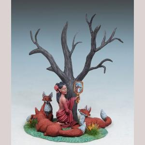 True Reflections - Fox Diorama