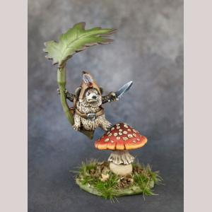 Hedgehogling Airborne Warrior