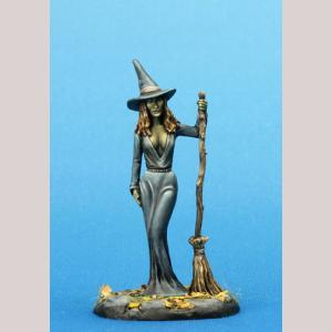 Female Pinup Witch