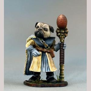 Tiger Lily the Pug Mage
