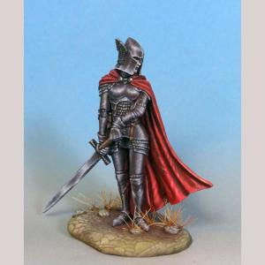 Female Paladin with Great Sword