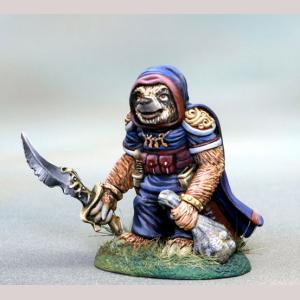 Sloth Rogue with Sword
