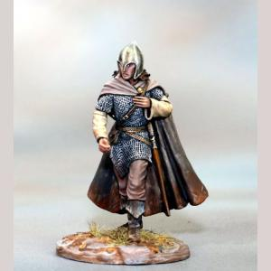Marching Male Elf Warrior