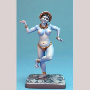 Endo Body Type - Female Temple Dancer